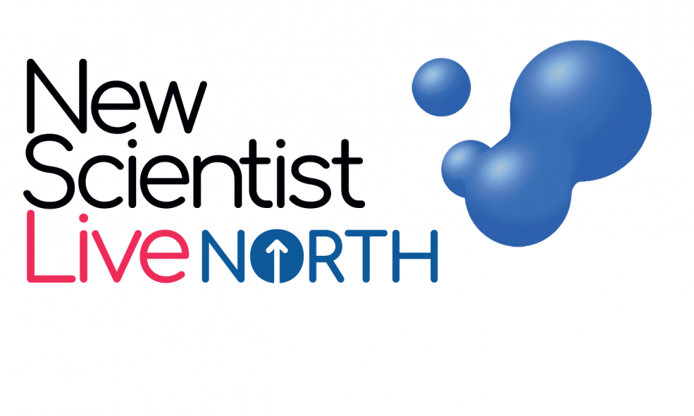 New Scientist Live North event logo
