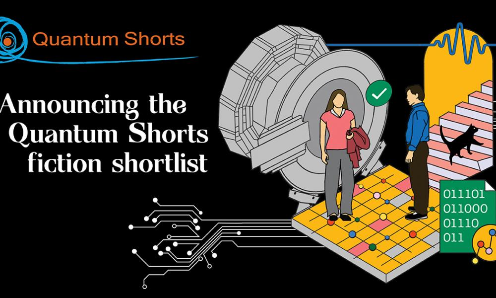 Quantum Shorts competition shortlist