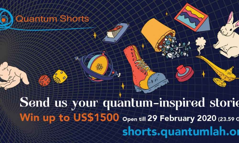 Image for the Quantum Shorts 2020 competition